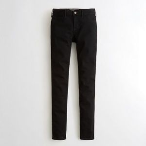 NWT Hollister Stretch Low Rise Super Skinny Jeans